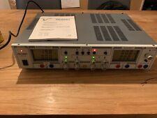 Voltcraft VSP 2206 Labornetzteil 2x0-20V / 6A + 1x0-6V / 1,5A