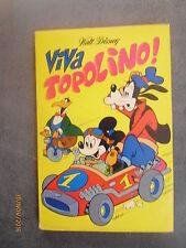 CLASSICI WALT DISNEY n° 50 - I° serie - 1973 - Mondadori - Viva Topolino!