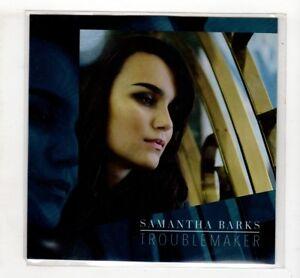 (IF560) Samantha Barks, Troublemaker - 2016 DJ CD