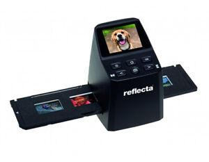 x22-Scan Scanner [Reflecta 64520] zum Digitalisieren von Dias & Negativstreifen