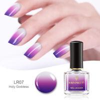 6ml  BORN PRETTY Color Changing Thermal Nail Polish 3Colors  Varnish