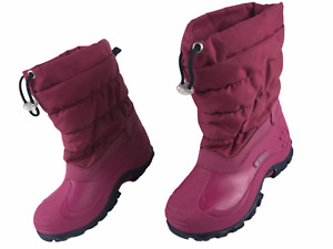 Mckinley Kinder Canadian Warme Gefütterte Winterstiefeletten Boots EUR 30