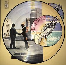 PINK FLOYD, WISH YOU WERE HERE, LIMITED ED. 180 GRAM VINYL PICTURE DISC LP