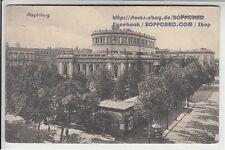 Kleinformat Feldpost Ansichtskarten aus Sachsen-Anhalt