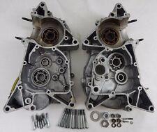 1976 HARLEY DAVIDSON AERMACCHI SS 175 OEM SPRINT LEFT RIGHT MOTOR ENGINE CASE 76