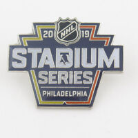 2019 Stadium Series Hockey Lapel Pin Philadelphia February 23/2019 - NEW