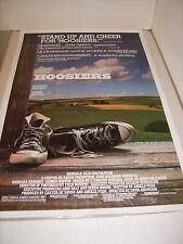 HOOSIERS 1986 US ORIGINAL 27x41 SS ROLLED MOVIE POSTER (468)