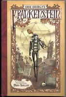 Gris Grimly's Frankenstein 1 HC B&B 2013 NM