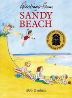 Greetings From SANDY BEACH By Bob Graham - New