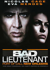 Bad Lieutenant: Port of Call New Orleans (DVD, 2009) Widescreen - Nicolas Cage