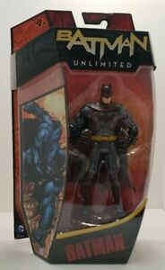 The New 52 Batman Unlimited Batman Action Figure Sealed