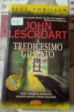 """""""Il tredicesimo giurato"""" di  John T. Lescroart  2001"""