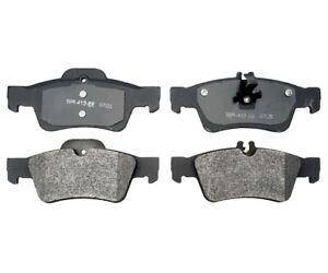 Disc Brake Pad Set-Element3; Ceramic Rear Raybestos PGD986C