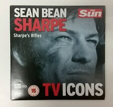 Sharpe - Sharpe's Rifles - The Sun Promo DVD - Very Good Condition - Tested