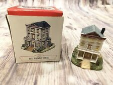 Liberty Falls Rev Watkins' House AH45 Americana collection 1994 Village Mini