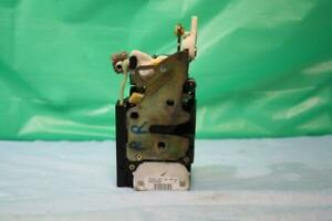 2002 Cadillac Deville Right Rear Door Latch Actuator Passenger Side OEM Used