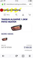 Garden Heater Patio Heater
