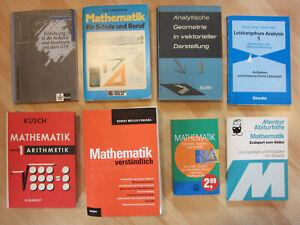 Konvolut Mathematik Bücher