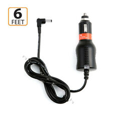 2A DC Car Power Charger Adapter For Philips Portable DVD Player PD7060 PD9030 37