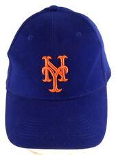 New York Mets Verizon Promotional Promo Strapback Cap Hat Blue