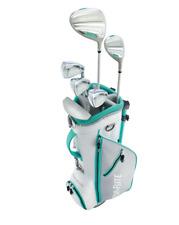 New Top Flite Junior Girls' 8-Piece Complete Golf Club Set - Ages Kids 9-12
