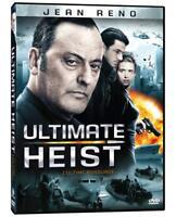 Ultimate Heist DVD Movie New  Fast Ship (VG-625828531408 / VG-158)