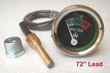 IH  Water Temperature Gauge T 350, 400, 450, 460, 560, 660, C, Super C, 200