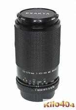 Exakta für Pentax 70-210mm 1:4,5-5,6 Macro * Automatik * PKA * K-S2 * K-5 * KP *