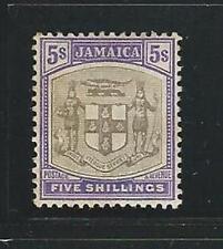 Jamaica: Scott 45, mint, hinged,XF, Cat JA20