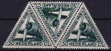 1933 luchtpost zegel voor bijzondere vluchten 30 ct NVPH LP 10 postfrisse strip