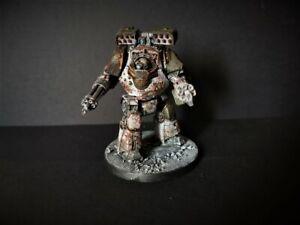 Death Guard Legion Contemptor Dreadnought painted 2 Warhammer 40k Cyclone