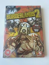 Borderlands 2 (PC: DVD ROM Windows, 2012) Excellent Condition