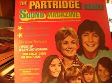 PARTRIDGE FAMILY Sound Magazine 1971 pop rock LP David Cassidy NM