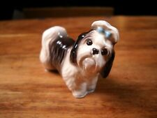 Lhasa Apso dog figurine doll house small 2""