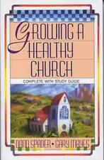 Growing A Healthy Church: (Complete with Study Guide) .***NEW*** (O)