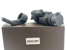 Primary Arms Red Dot Sight & Mount With Aimpoint Pro Comp M2 M3 Rubber Cover