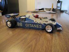 Built Model: Tamiya Ligier 1980 Formula 1 Racer
