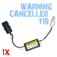 1 x W5W T10 LED lamp OBC Waarschuwing Canceller belastingsweerstand Adapter 2E6