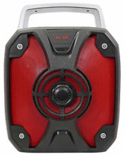 "A Rockville ROCKBOX 6.5"" 100 watts Portátil Recarregável Bluetooth Speaker W Usb/Sd"