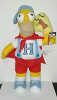 Homer Simpson Plush Toy 47cm #1 - The Simpsons 2006 Nanco Soft toy with tags