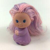 Sunnypeek Lady Lovely Locks Hide N Peek Doll Vinyl Toy TCFC Vintage 1987