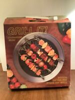 Grill It! Indoor Smokeless Stove Top Grill Professional Model