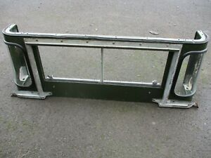 Land Rover Series 2 2A 3 Truck Cab Rear Panel