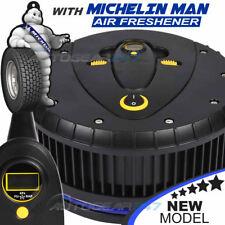 Michelin Inflador Bomba de Neumáticos Coche Moto Alta Potencia Indicador Digital