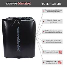 IBC Tote Heater - 350 Gallon IBC Heating Blanket - Powerblanket TH350 - 240 volt