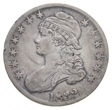 1832 Capped Bust Half Dollar - Charles Coin Collection *667