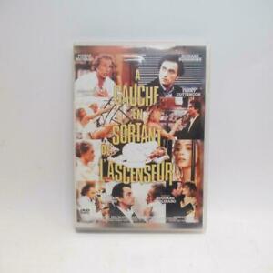 A Gauche En Sortant De L'Ascenseur DVD French-Left on Leaving the Lift 1988 Film