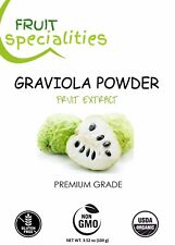 All-natural Graviola Fruit Powder (Soursop),Real Fruit Extract,Annona, Muricata