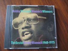 Bobby Womack Winners Best of 1968-1975 UK Instant 1993