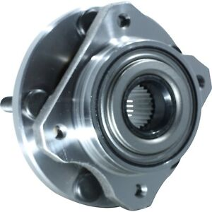 Front Wheel Bearing Hub For Chrysler Grand Voyager RG GS Voyager 2WD & 4WD 1997>